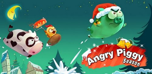Игра Angry Piggy Seasons v1.0.5