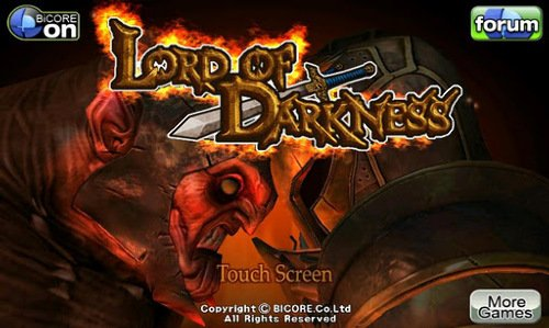 Lord of Darkness v1.0 для android