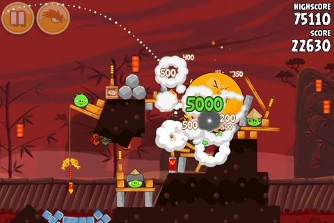 Angry Birds Seasons: Year of the Dragon