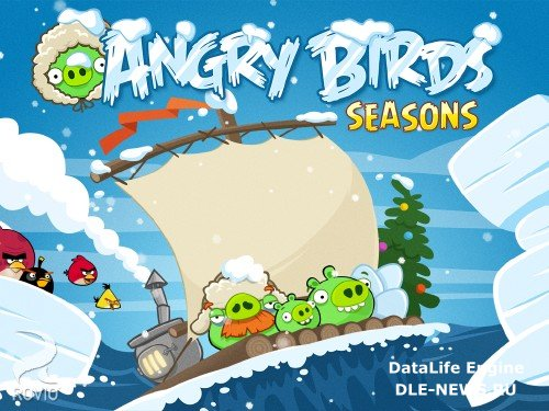 Angry Birds Season: Arctic Eggspedition